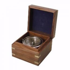 Pynte-kompas i gaveæske