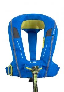 Spinlock Deckvest Cento Junior 150N - blå