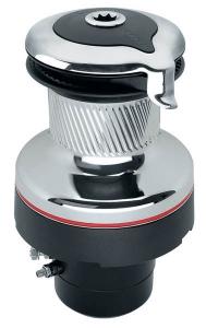 Radial Unipower Winch Kit Chrome 12 Volt