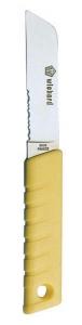 Wichard kniv 24/13 cm flouriserende