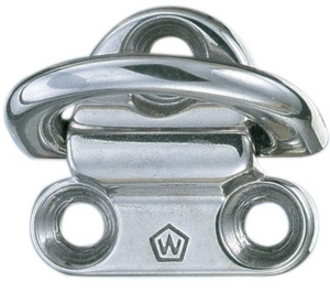 Wichard Titanium folding padeye  6 mm