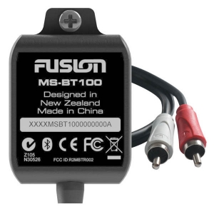 Fusion Bluetooth Option 1 AUX