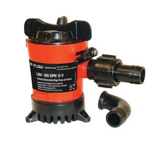 Johnson Lænsepumpe L750 24V 60L