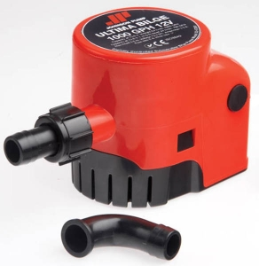 Johnson Pumpe Ultima Bilge 600 12V 32L