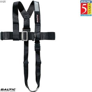 Sikkerheds sele junior Sort BALTIC 0125