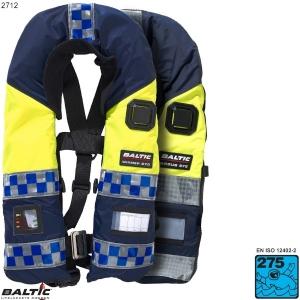 Police Officer auto Blå BALTIC 2712