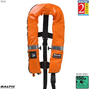 Industrial 165 Argus OrangePVC BALTIC 1510