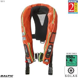 Legend 165 SOLAS m. sele OrangePVC BALTIC 1811