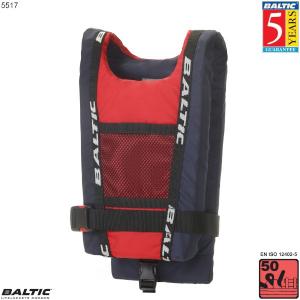 Canoe Padlevest Rød/Navy BALTIC 5517