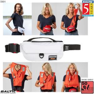 iFloat 50N Softbag manuel Hvid BALTIC 5991