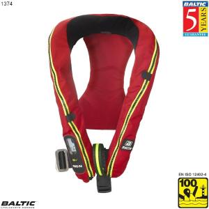 Compact 100 auto Harness Rød BALTIC 1374