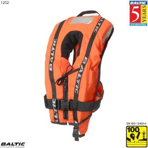 Bambi Super Soft rednings vest Orange BALTIC 1252