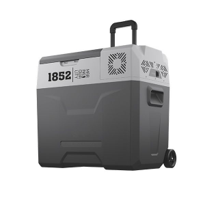 1852 køleboks 40l 12/24v 110-240v lcd display med usb udtag
