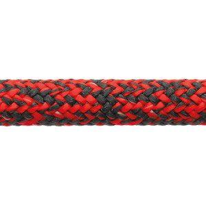 Robline sirius xts 6 mm rød/sort/hvid