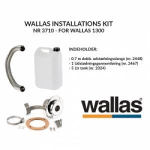 wallas installationskit til wallas 1300