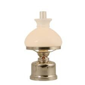 Delite 650702 Old Danish table lamp
