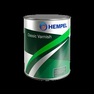 Hempel Classic Varnish 01150 - 750 ml Clear