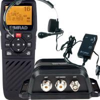 Tilbehør til VHF