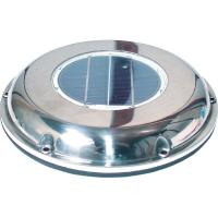 Solcelle ventilator