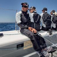 Racing sejlertøj